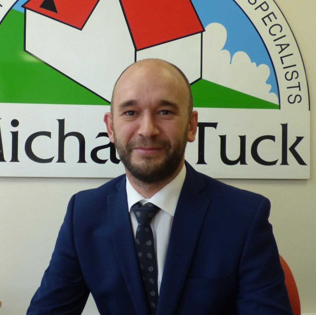 Miles Pledger, Michael Tuck Estate Agents, Gloucester