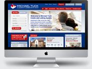 Michael Tuck Old Website