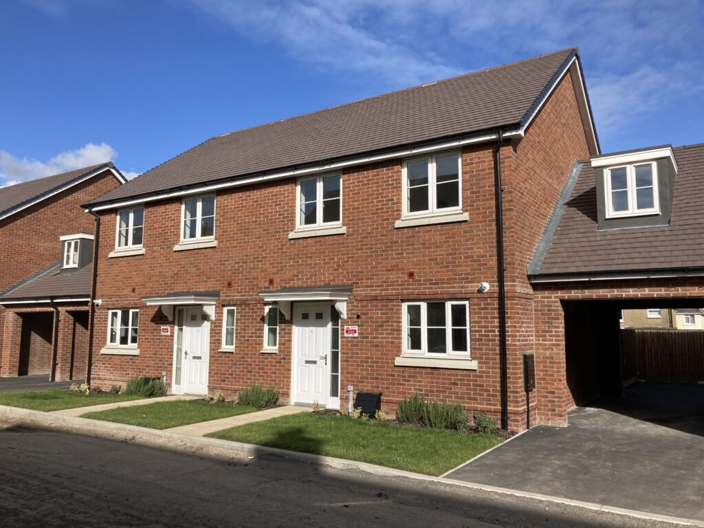 New Homes at Earls Park, Gloucester