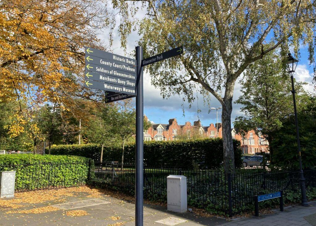 St Michaels Square, Gloucester